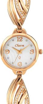 Российские наручные  женские часы Charm 51169145. Коллекция Кварцевые женские часы