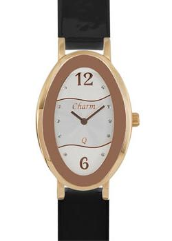 Российские наручные  женские часы Charm 70019001. Коллекция Кварцевые женские часы