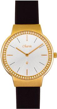 Российские наручные  женские часы Charm 70106101. Коллекци Кварцевые женские часы