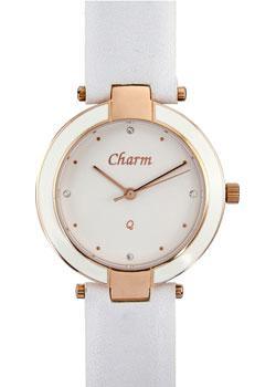 Российские наручные  женские часы Charm 70149221. Коллекция Кварцевые женские часы