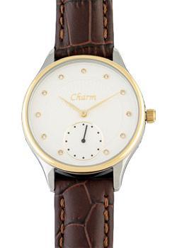 Российские наручные  женские часы Charm 70264328. Коллекция Кварцевые женские часы