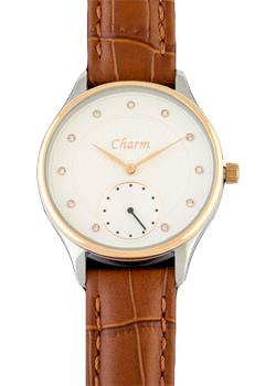 Российские наручные  женские часы Charm 70268328. Коллекция Кварцевые женские часы