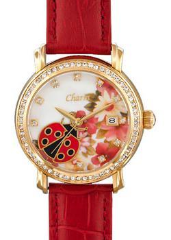 Российские наручные  женские часы Charm 86486615. Коллекция Кварцевые женские часы