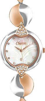 Российские наручные  женские часы Charm 86508680. Коллекция Кварцевые женские часы