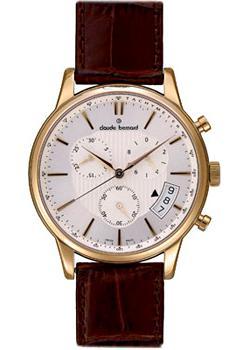 Швейцарские наручные  мужские часы Claude Bernard 01002-37RAIR. Коллекция Northline