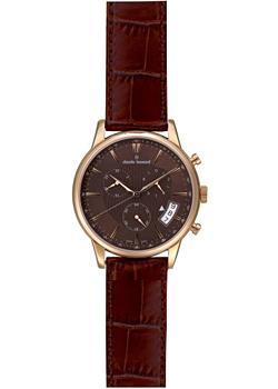 Швейцарские наручные мужские часы Claude Bernard 01002-37RBRIR. Коллекция Northline фото