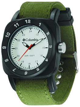 fashion наручные мужские часы Columbia CA019-018. Коллекция Horizon
