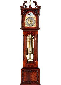 мужские часы Comitti C2004TCH. Коллекция Напольные часы