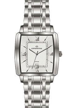 Швейцарские наручные мужские часы Continental 12200-GD101110. Коллекция Sapphire Splendour