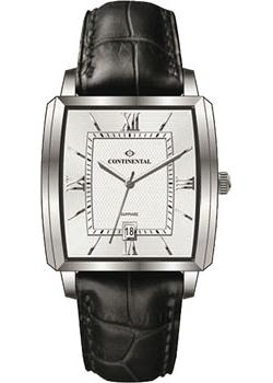 Швейцарские наручные мужские часы Continental 12200-GD154110. Коллекция Sapphire Splendour