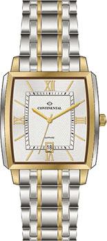 Швейцарские наручные  мужские часы Continental 12200-GD312110. Коллекция Sapphire Splendour от Bestwatch.ru