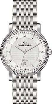 Швейцарские наручные  мужские часы Continental 12201-GD101110. Коллекция Sapphire Splendour от Bestwatch.ru