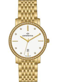 Швейцарские наручные  женские часы Continental 12201-LD202131. Коллекция Sapphire Splendour
