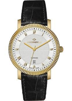 Швейцарские наручные  женские часы Continental 12201-LD254110. Коллекция Sapphire Splendour