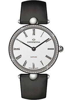 Швейцарские наручные  женские часы Continental 12203-LT254711. Коллекция Classic Statements