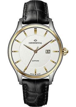 Швейцарские наручные  женские часы Continental 12206-LD354130. Коллекция Sapphire Splendour