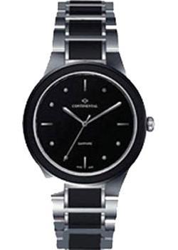 Швейцарские наручные  женские часы Continental 12207-LT314434. Коллекция Sapphire Splendour