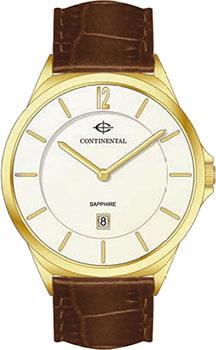 Купить Часы мужские Швейцарские наручные  мужские часы Continental 12500-GD256230. Коллекция Sapphire Splendour  Швейцарские наручные  мужские часы Continental 12500-GD256230. Коллекция Sapphire Splendour