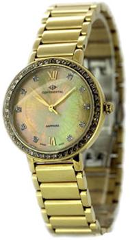 Швейцарские наручные  женские часы Continental 13601-LT202301. Коллекция Sapphire Splendour от Bestwatch.ru