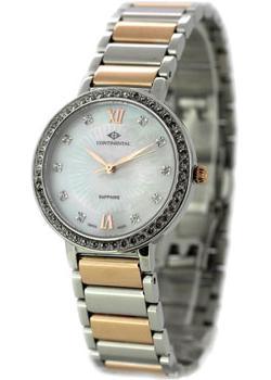Швейцарские наручные  женские часы Continental 13601-LT815501. Коллекция Sapphire Splendour