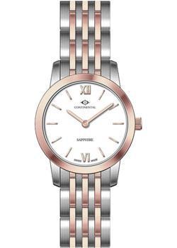 Швейцарские наручные  женские часы Continental 14101-LT815730. Коллекция Sapphire Splendour