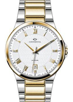 Швейцарские наручные  женские часы Continental 14201-LD312710. Коллекция Sapphire Splendour