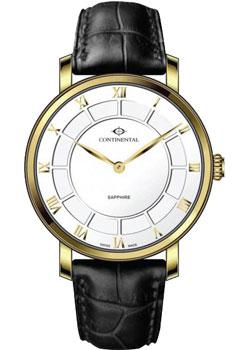 Швейцарские наручные  женские часы Continental 14202-LT254710. Коллекция Classic Statements