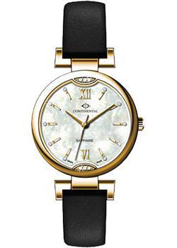 Швейцарские наручные  женские часы Continental 14204-LT254501. Коллекция Classic Statements