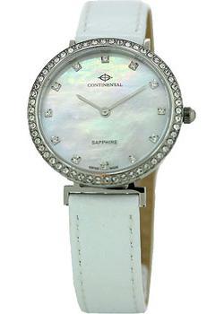 Швейцарские наручные  женские часы Continental 14601-LT157501. Коллекция Sapphire Splendour