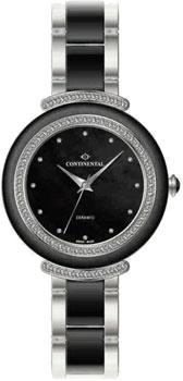Швейцарские наручные  женские часы Continental 52240-LT714574. Коллекция Precious Sentiments