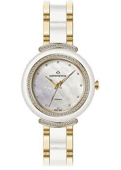 Швейцарские наручные женские часы Continental 52240-LT727507. Коллекция Precious Sentiments