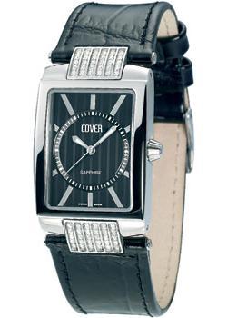 Швейцарские наручные  женские часы Cover CO102.04. Коллекция Ladies