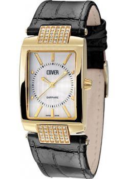 Швейцарские наручные  женские часы Cover CO102.06. Коллекция Brilliant times