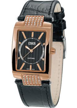 Швейцарские наручные  женские часы Cover CO102.07. Коллекция Ladies