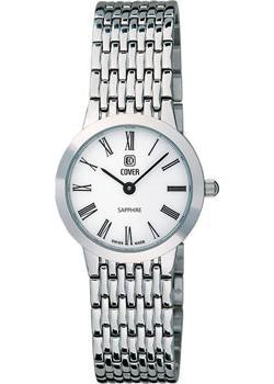 Швейцарские наручные  женские часы Cover CO125.03. Коллекция Reflections