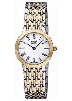 Швейцарские наручные  женские часы Cover CO125.05. Коллекция Ladies