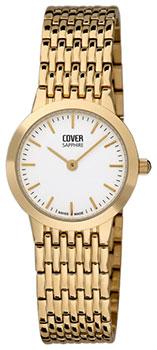Швейцарские наручные  женские часы Cover CO125.07. Коллекция Ladies