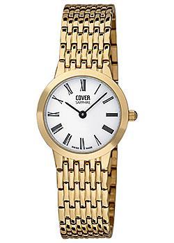 Швейцарские наручные  женские часы Cover CO125.09. Коллекция Ladies