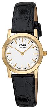 Швейцарские наручные  женские часы Cover CO125.15. Коллекция Ladies
