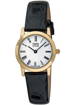 Швейцарские наручные  женские часы Cover CO125.17. Коллекция Ladies