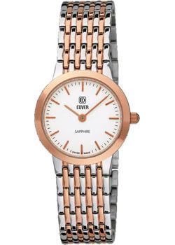 Швейцарские наручные  женские часы Cover CO125.29. Коллекция Ladies