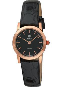 Швейцарские наручные  женские часы Cover CO125.30. Коллекция Ladies