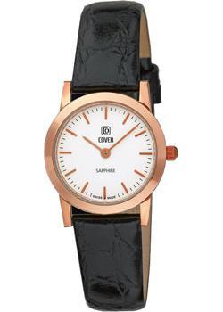 Швейцарские наручные  женские часы Cover CO125.31. Коллекция Ladies