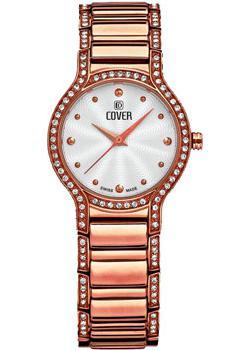 Швейцарские наручные  женские часы Cover CO130.05. Коллекция Ladies