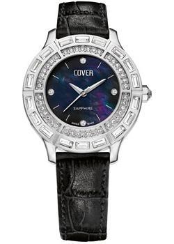 Швейцарские наручные  женские часы Cover CO139.01. Коллекция Brilliant times