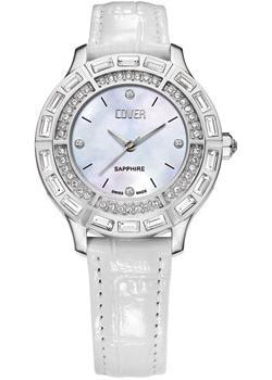 Швейцарские наручные  женские часы Cover CO139.02. Коллекция Ladies