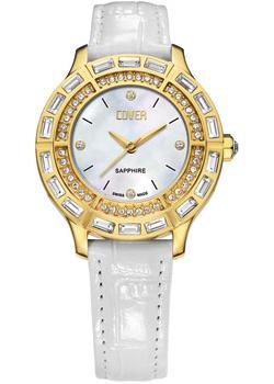 Швейцарские наручные  женские часы Cover CO139.03. Коллекция Brilliant times