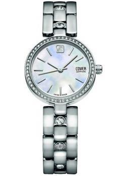 Швейцарские наручные  женские часы Cover CO147.01. Коллекция Brilliant times