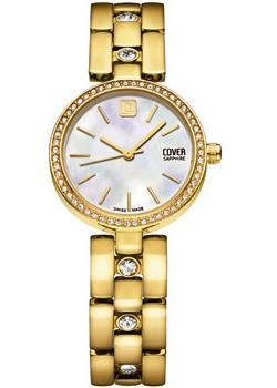 Швейцарские наручные  женские часы Cover CO147.03. Коллекция Brilliant times