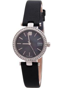 Швейцарские наручные  женские часы Cover CO147.04. Коллекция Brilliant times